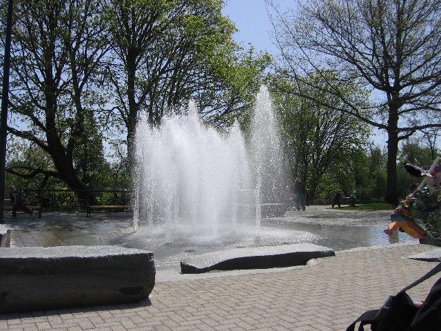 fountain-empty