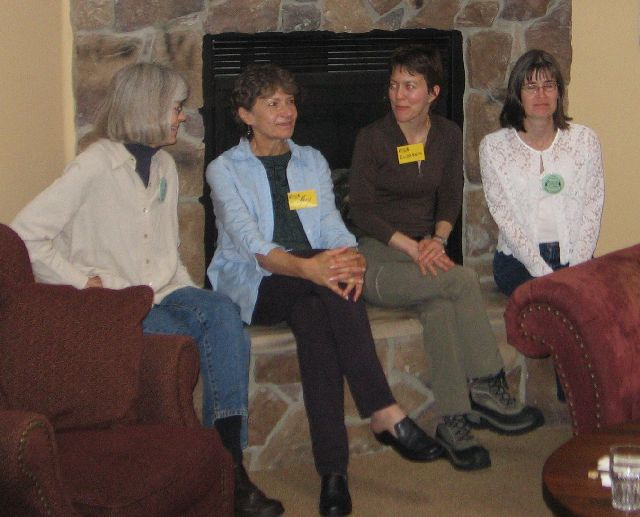 3j-potluck-hanging-out-at-the-fireplace
