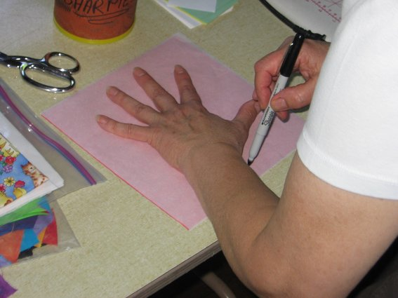 hand-drawing