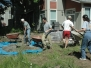 2008 Patio Building Party