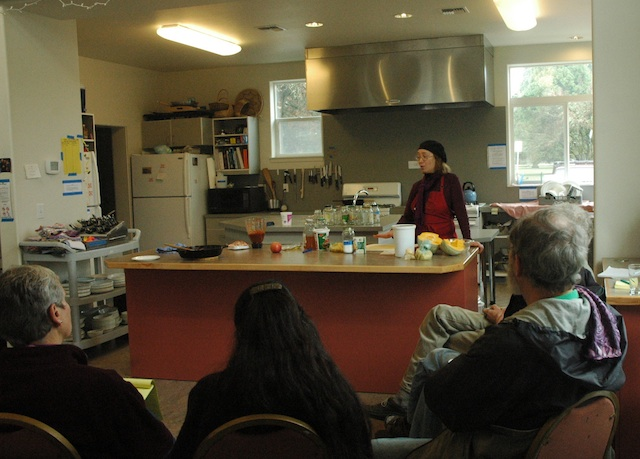 more cooking class
