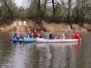 2010 New Years Day Crystal Lake Flotilla