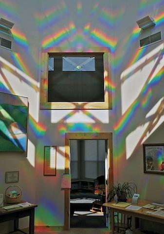 rainbowsinatrium