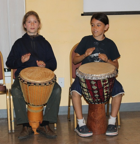 drumming-duo