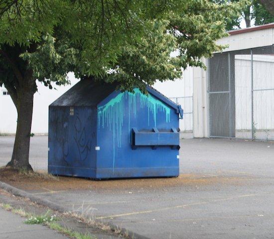 blue garbage 6