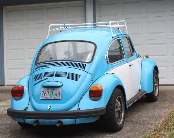 blue slugbug 11