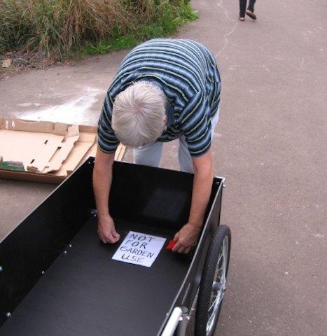 New Clean Cart Joins the CoHo Fleet
