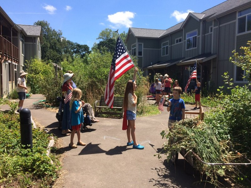 CoHo July 4th 2016 parade (4)