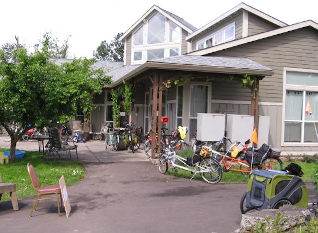BikesOutsideCommonHouse